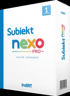 Subiekt Nexo PRO PeCeT Wałbrzych